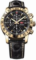 Chopard Mille Miglia GMT Mens Wristwatch 161267-5002