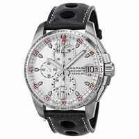 Chopard Mille Miglia GT XL Chrono Speed Silver in titanium Mens Wristwatch 168459-3041
