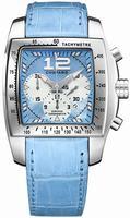 Chopard Two O Ten XL Ladies Wristwatch 168961-3001-BLUE