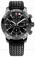 Chopard Mille Miglia GMT 2009 Speed Black 2 Mens Wristwatch 168992-3023