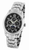 Stuhrling Aviator Calendar Pro Mens Wristwatch 173B.33111