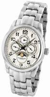 Stuhrling Aviator Calendar Pro Mens Wristwatch 173B.33112
