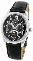 Stuhrling Aviator Calender Mens Wristwatch 173L.33151
