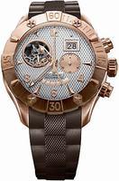Zenith Defy Classic Traveler Open Multicity Mens Wristwatch 18.0526.4039.01.R650