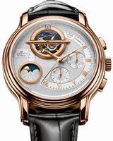 Zenith Chronomaster Tourbillon Moonphase Mens Wristwatch 18.1260.4034-02.C505