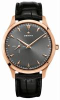 Zenith Elite Mens Wristwatch 18.2010.681-91.C493
