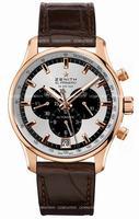 Zenith 36'000 VPH Mens Wristwatch 18.2040.400-01.C494