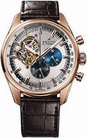 Zenith El Primero Chronomaster 1969 Mens Wristwatch 18.2040.4061-69.C494