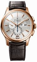 Zenith El Primero Captain Windsor Chronograph Mens Wristwatch 18.2070.4054-02.C711