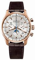 Zenith El Primero 410 Mens Wristwatch 18.2091.410-01.C494
