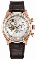 Zenith El Primero Chronomaster Open Grande Date Mens Wristwatch 18.2160.4047-01.C713