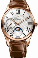 Zenith Heritage Ultra Thin Moonphase Ladies Wristwatch 18.2310.692-02.C709