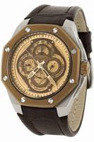 Stuhrling Nemo Master Calendar Mens Wristwatch 181A.3375K59