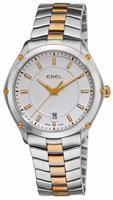 Ebel Classic Sport Mens Wristwatch 1955Q42.163450