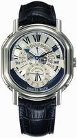 Daniel Roth Ellipsocurvex Tourbillon Perpetual Calendar Mens Wristwatch 199.Y.70.722.CM.BD