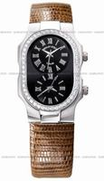 Philip Stein Teslar Small Ladies Wristwatch 1D-B-CB-ZBR