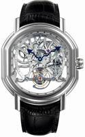 Daniel Roth Ellipsocurvex Tourbillon Lumiere Mens Wristwatch 200.Y.60.891.CN.BD
