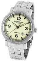 Stuhrling Tuskegee Elite Mens Wristwatch 201.331166