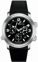 Blancpain Leman Alarm Mens Wristwatch 2041-1230-64B