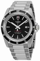 Tudor Grantour Mens Wristwatch 20500N-BKSSS