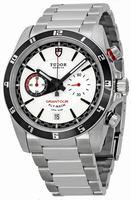 Tudor Grantour Fly-Back Chronograph Mens Wristwatch 20550N-WSS