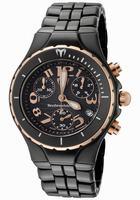 Technomarine TechnoDiamond Ceramique Womens Wristwatch 208018