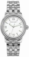 Blancpain Leman Ultra Slim Mens Wristwatch 2100-1127-11