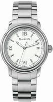 Blancpain Leman Ultra Slim Mens Wristwatch 2100-1127-71