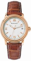 Blancpain Leman Ultra Slim Mens Wristwatch 2100-3642-53