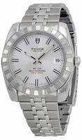 Tudor Date Classic Automatic Mens Wristwatch 21010-SVSSS