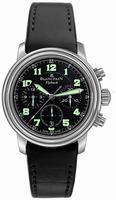 Blancpain Leman Flyback Chrono Unisex Wristwatch 2185F-1130-64B