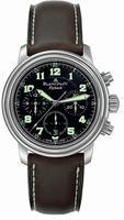 Blancpain Leman Flyback Chrono Unisex Wristwatch 2185F.1130.63