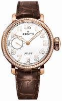 Zenith Pilot Montre d Aeronef Zenith Type 20  Ladies Wristwatch 22.1930.681-31.C725