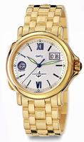 Ulysse Nardin GMT Big Date 40mm Mens Wristwatch 221-88-8