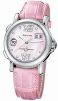 Ulysse Nardin Dual Time Lady Ladies Wristwatch 223-22/396
