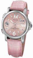 Ulysse Nardin Dual Time Lady Ladies Wristwatch 223-22/60-06