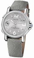 Ulysse Nardin GMT Big Date 37mm Ladies Wristwatch 223-28B/60-01