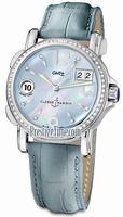 Ulysse Nardin GMT Big Date 37mm Ladies Wristwatch 223-28B/693