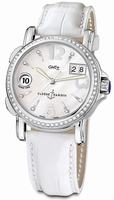 Ulysse Nardin GMT Big Date 37mm Ladies Wristwatch 223-28B/691