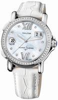 Ulysse Nardin Dual Time Lady Ladies Wristwatch 223-28B/391