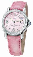 Ulysse Nardin Dual Time Lady Ladies Wristwatch 223-28B/696