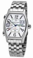 Ulysse Nardin Michelangelo UTC Dual Time Mens Wristwatch 223-48-7/581