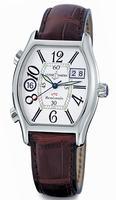 Ulysse Nardin Michelangelo UTC Dual Time Mens Wristwatch 223-48/581