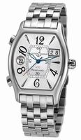 Ulysse Nardin Dual Time Mens Wristwatch 223-68-7/581