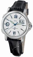 Ulysse Nardin GMT Big Date 40mm Mens Wristwatch 223-88/380