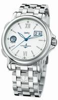 Ulysse Nardin Dual Time Mens Wristwatch 223-88-7/380