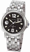 Ulysse Nardin Dual Time Mens Wristwatch 223-88-7/62