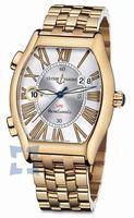 Ulysse Nardin Michelangelo Gigante UTC Dual Time Mens Wristwatch 226-11-8-41