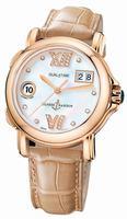 Ulysse Nardin Dual Time Lady Ladies Wristwatch 226-22/391