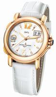 Ulysse Nardin Dual Time Lady Ladies Wristwatch 226-22/691
